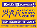 Rally for Recovery! 2012